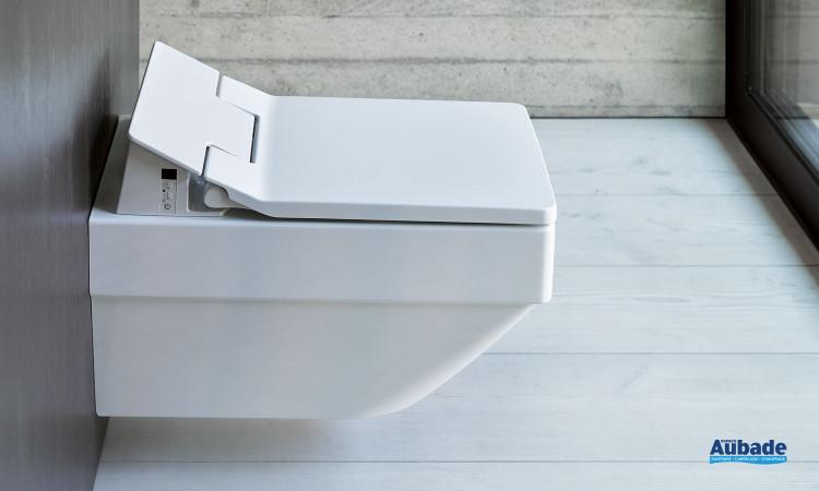 WC suspendu SensoWash Slim Starck