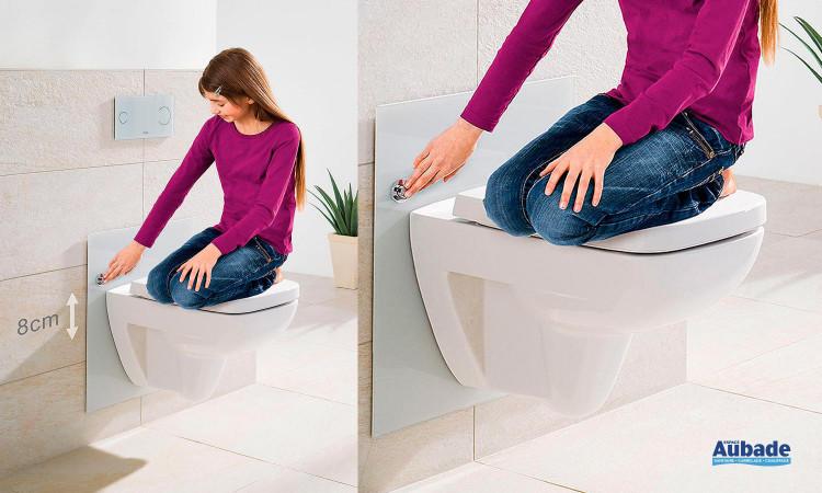 WC réglable ECO Plus