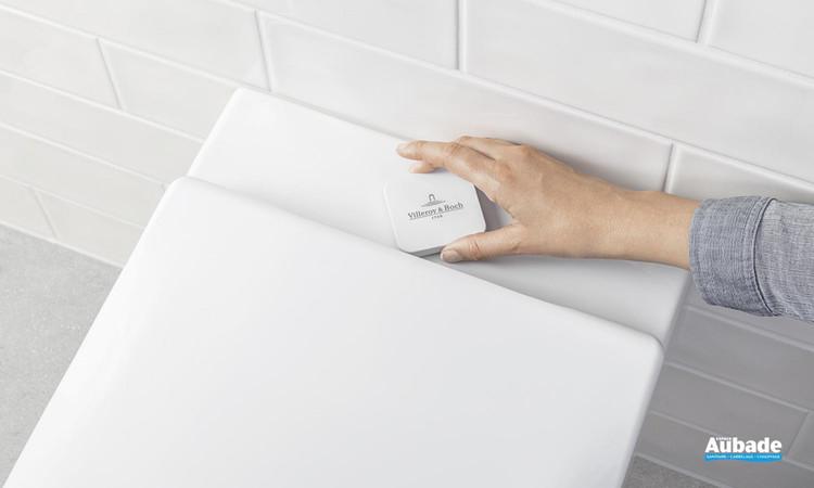 La technologie innovante de ViFresh peut être rempli de blocs WC de Villeroy & Boch