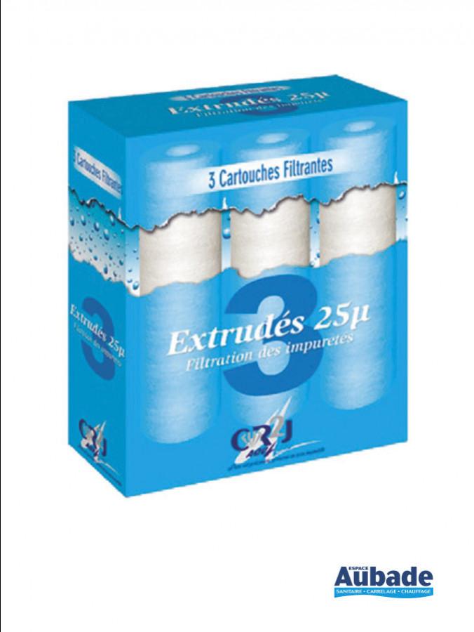 traitement eau antitartre cr2j delta3