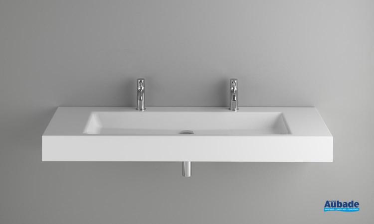 Vasque minimaliste pour salle de bain BetteAqua de Bette