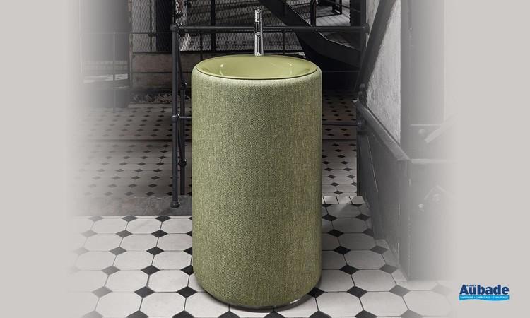 Vasque en îlot Oval Couture par Bette