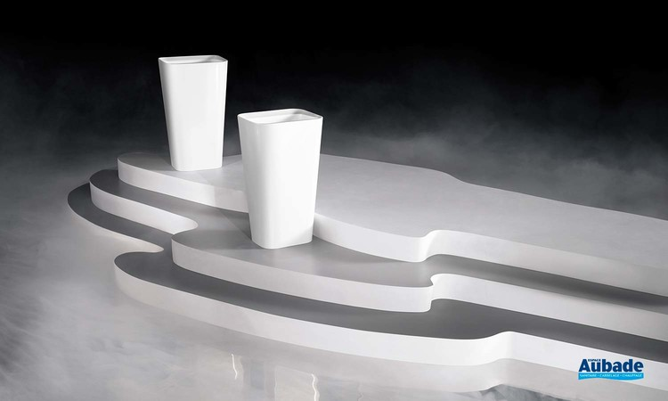 Vasque colonne Meisterstück Emerso KALDEWEI 1