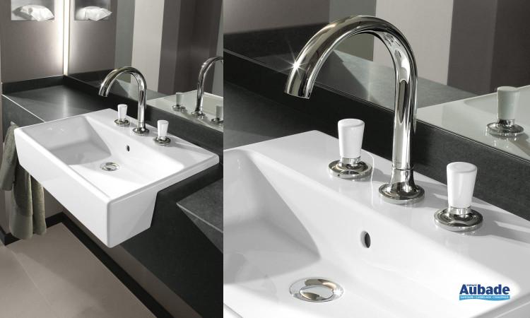 vasque semi encastrable Villeroy & Boch Memento