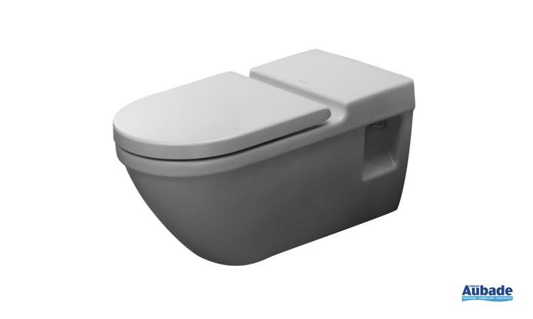 WC suspendu collectif PMR Starck 3 de Duravit