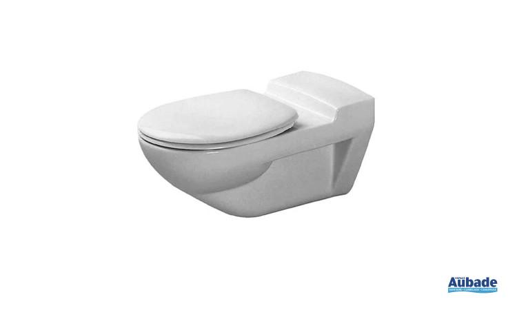 WC suspendu collectif PMR Architec de Duravit