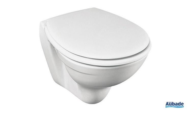 Cuvette WC courte suspendue Odéon de Jacob Delafon