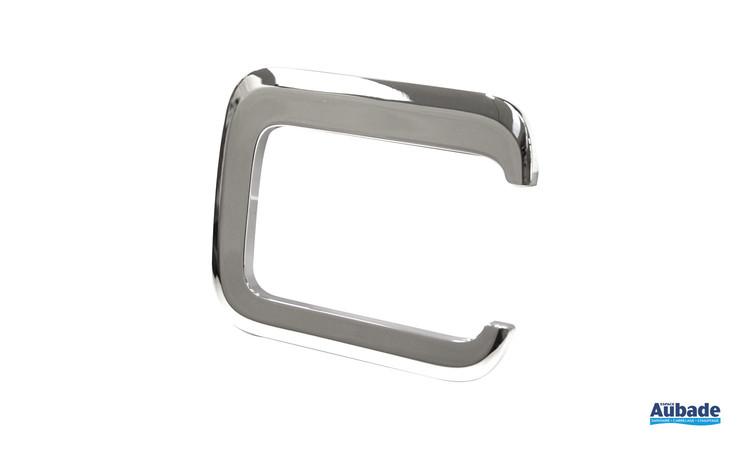Accessoire Porte-rouleau de papier toilette à fixer Derby Style finition chromée de la marque Vigour