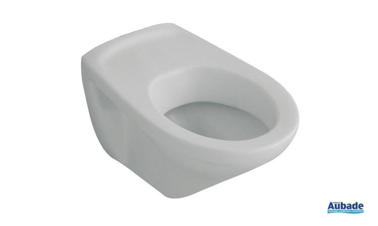 WC suspendu sans abattant Targa pro de Villeroy & Boch