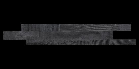 16,5x100<br>Black