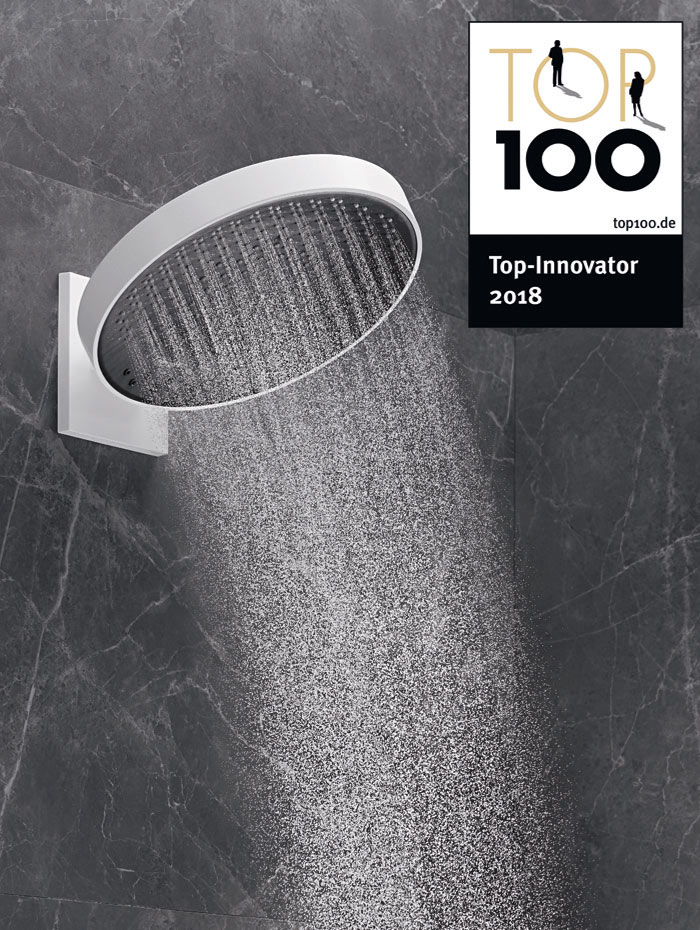 L'innovation Hansgrohe
