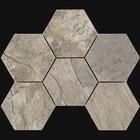 Mosaïque Barwolf Rustic Stone Silver Lining