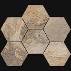 Mosaïque Barwolf Rustic Stone White Sand