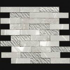 Mosaïque Ceramiche Piemme Uniquestone Silver Mix All In