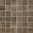 Mosaïque Cerdisa Artwood Chocolatebrown