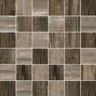 Mosaïque Cerdisa Artwood Multibrown