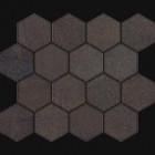 Mosaïque Cerdisa Beton Design Anthracite