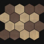 Mosaïque Cerdisa Metal Design Caldo