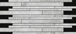 Mosaïque Ibero Camelot Grey Muro