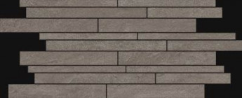 Mosaïque Novabell Norgestone Muretto Dark Grey