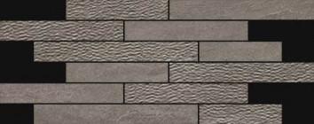 Mosaïque Novabell Norgestone Muretto Mix Dark Grey