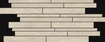 Mosaïque Novabell Norgestone Muretto Taupe