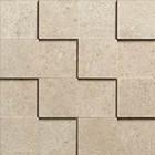 Mosaïque Novabell Sovereign Beige 3D 7,5x7,5