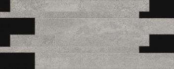 Mosaïque Provenza Re-Play Grey Listelli Sfalsati