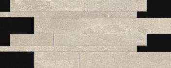 Mosaïque Provenza Re-Play Sand Listelli Sfalsati