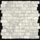 Mosaïque Provenza Unique Travertine White Ancient Mini Block
