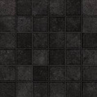 Mosaïque Settecento Ciment Nero