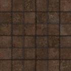 Mosaïque Settecento Ciment Ruggine