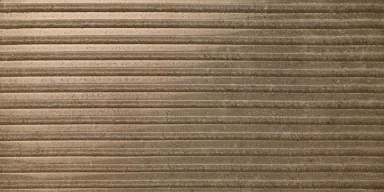 Décor Ceramiche Piemme Bits Peat Brown Groove