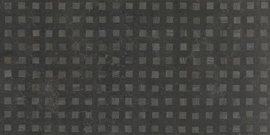 Décor Ceramiche Piemme Bits Pitch Black Quad