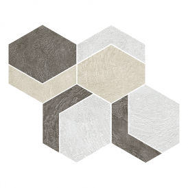26,5x31<br>mix caldo: white, <br />beige, bronze