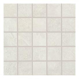 30x30<br>Mosaico bianco