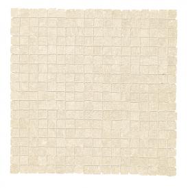 30x30<br>Mosaico levigato avorio