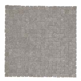 30x30<br>Mosaico levigato grigio