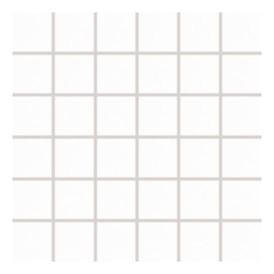 Mosaïque Lasselsberger Extra White-Grey