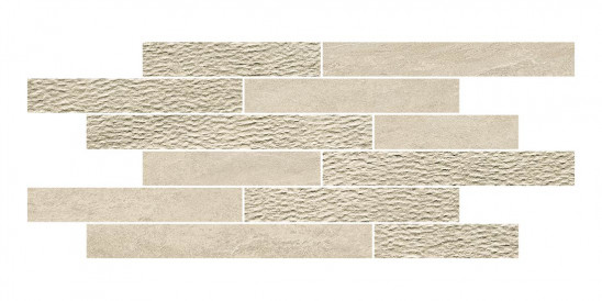 Mosaïque Novabell Norgestone Muretto Mix Taupe