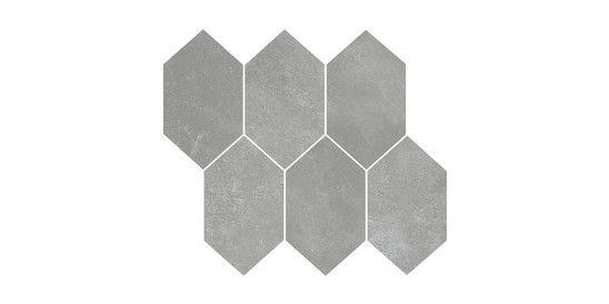 Mosaïque Pavigres Crossway Silver