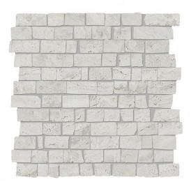 Mosaïque Provenza Unique Travertine Silver Minimal Mini Block