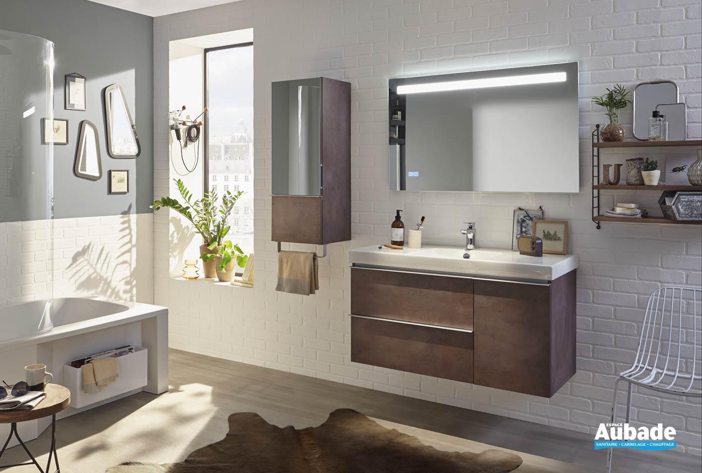 Organiser Meuble Sous Evier meubles salle de bains modernes odéon up | espace aubade