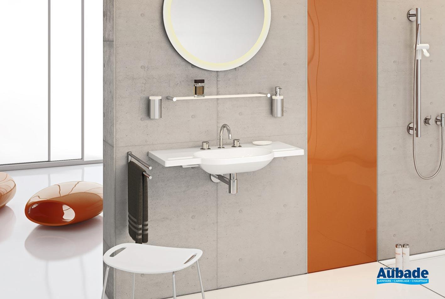 Lavabo Personne Mobilité Réduite lavabo pmr hewi | espace aubade