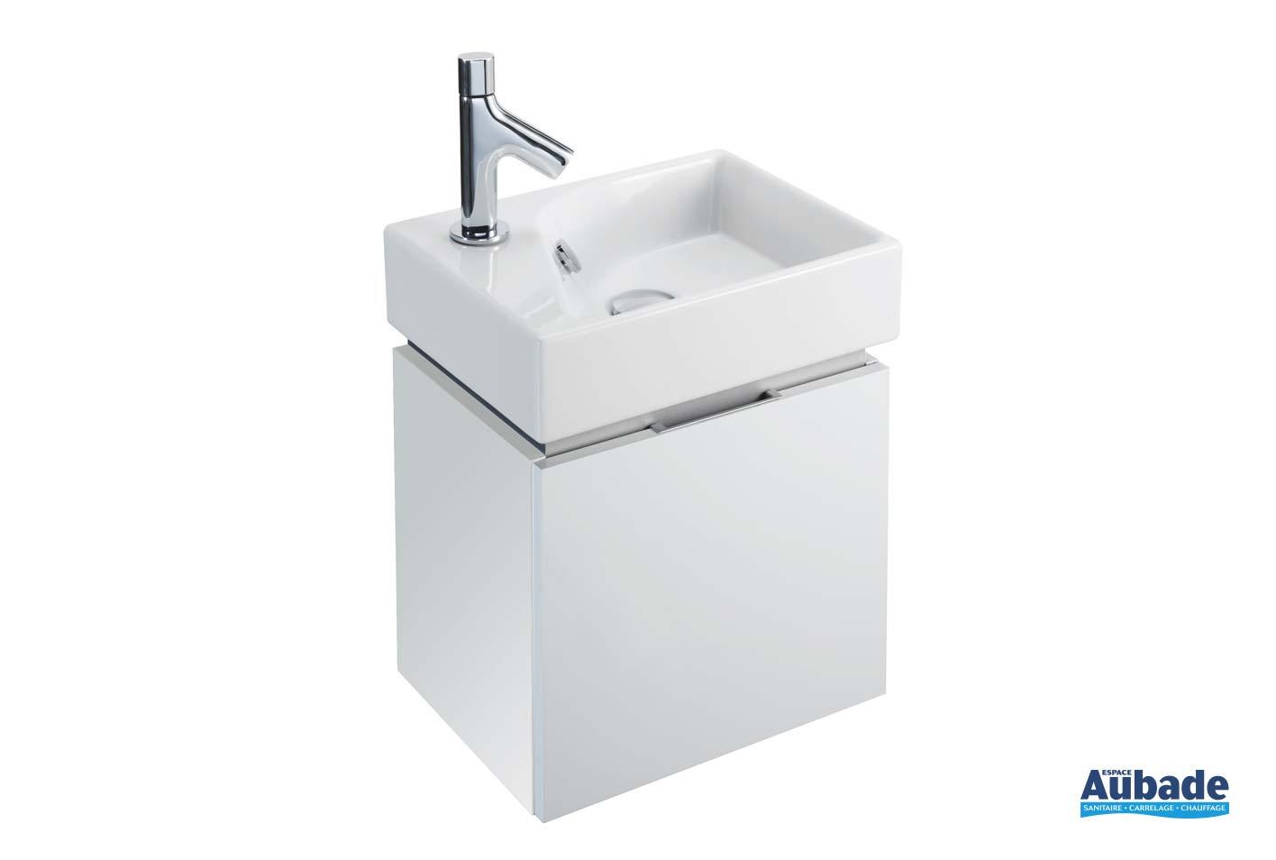 Comment Installer Un Lave Main Avec Meuble lave-main jacob delafon rythmik | espace aubade