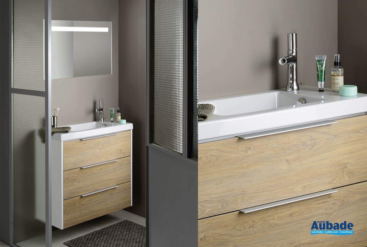meuble salle de bain xs de sanijura espace aubade. Black Bedroom Furniture Sets. Home Design Ideas