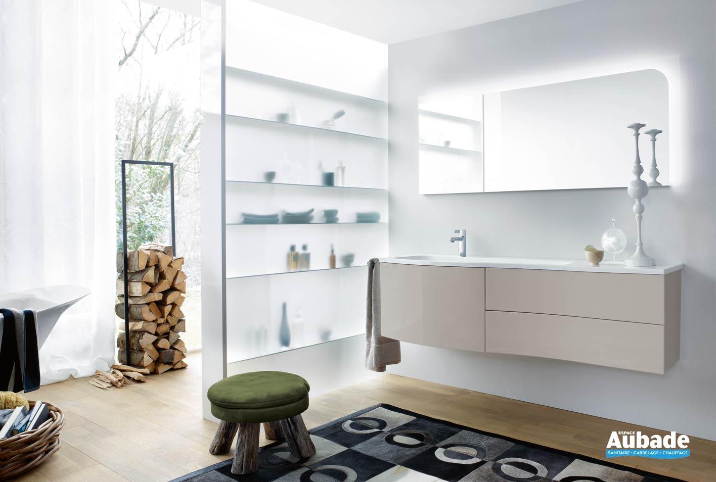Meuble De Salle De Bain Allemand mobilier de salle de bains burgbad sinéa | espace aubade