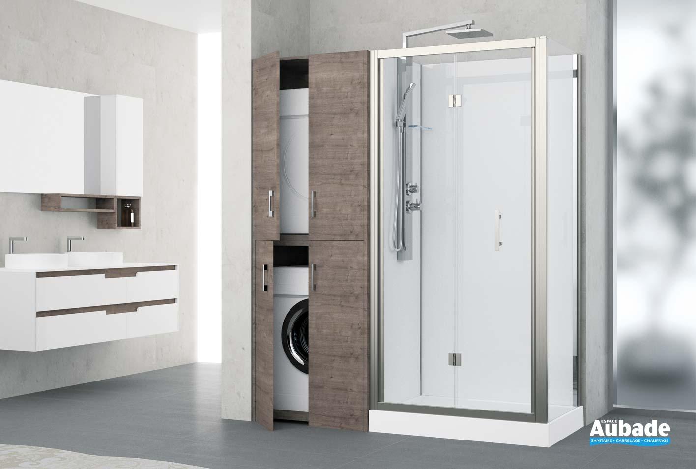 cabines de douche intégrales revolution 2 novellini