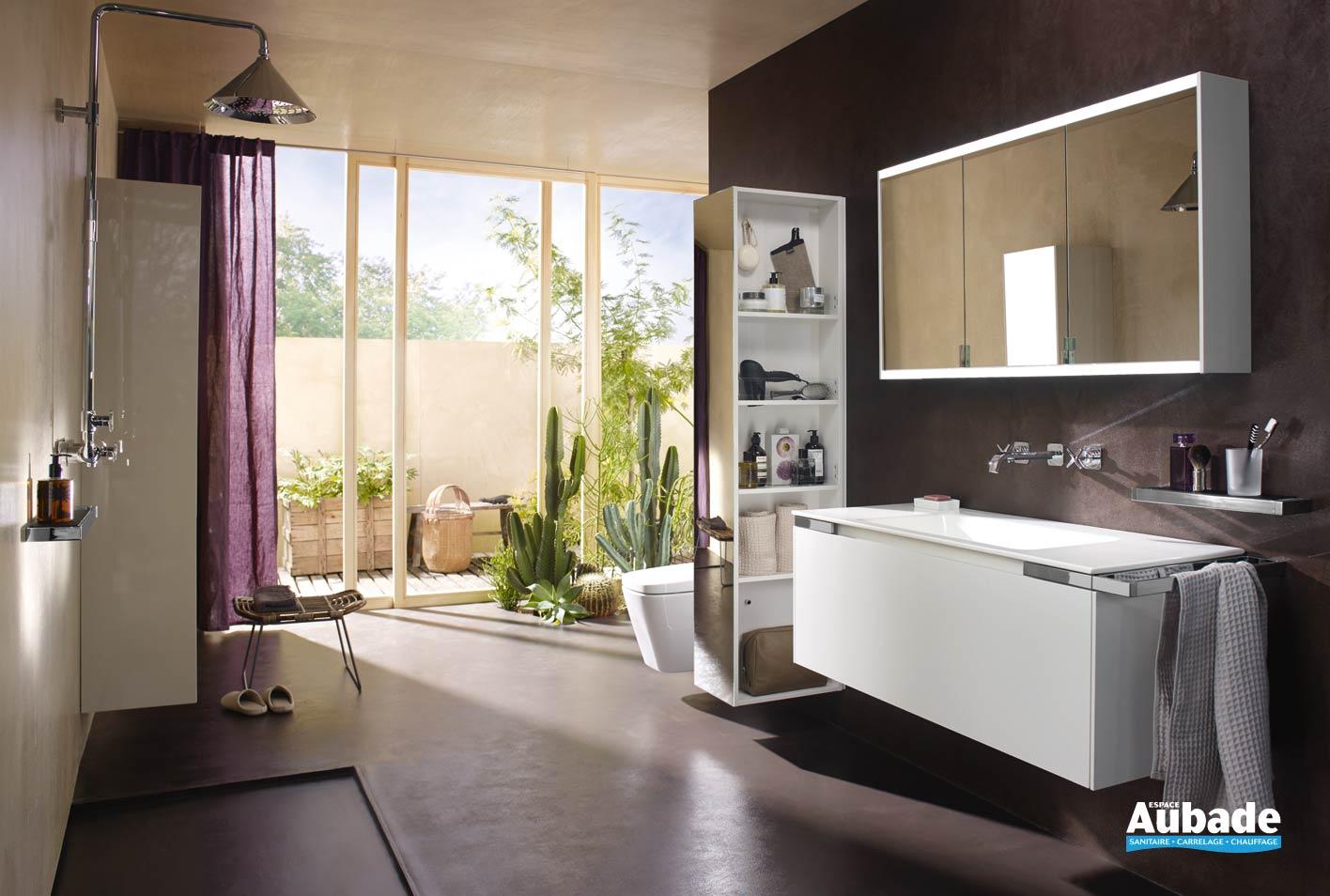 meubles de salle de bain yso burgbad espace aubade
