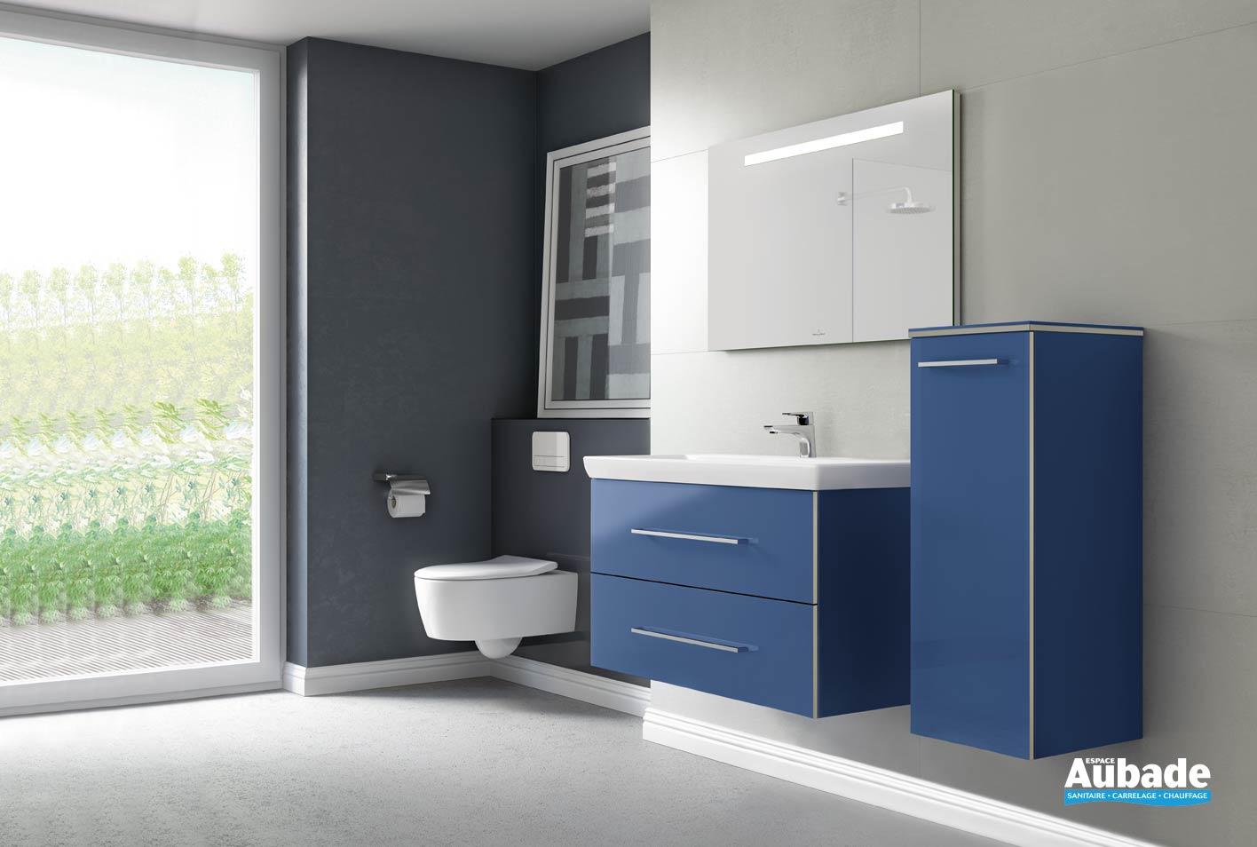 Meuble salle de bain Avento Villeroy & Boch | Espace Aubade